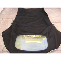 Vw Beetle Cabrio Capota Negra Incluye Cielo Interior