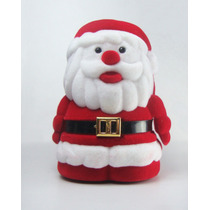 Estuche Joyeria Santa Claus Regalo, Artes, Anillo, Navidad