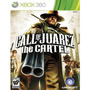 Call Of Juarez The Cartel Para Xbox 360 Nuevo Y Sellado Lbf