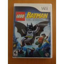 Batman Lego The Videogame Nintendo Wii