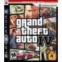 Juego Grand Theft Auto 4 Ps3 Nuevo Original Blakhelmet E