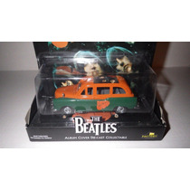 Beatles Taxi Rubber Soul Beatles Carro Metal