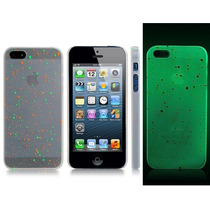 Case Funda Iphone 5 5s Brilla En La Oscuridad Micas Gratis