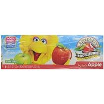 Apple & Eve Big Bird 100% Jugo De Manzana 8 Pk