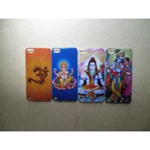 Funda Ipod 5 Iphone 4 5 5c India Ganesh Shiva Krishna Om