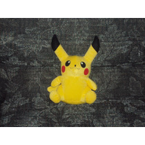Peluche De Picacho Pokemon Go X Men Cars Mickey Peppa
