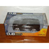 Cadillac Escalade Dub City 1/18 Nuevo En Su Caja