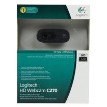 Camara Logitech C270