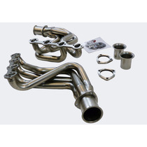 Headers 1965 A 1979 Pick Up Ford 302 Largos Acero Inox