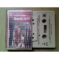 Audio Cassette Manoella Torres, Se Te Fue Viva La Paloma