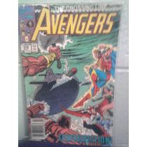 Marvel Comics Avengers En Ingles Los Vengadores
