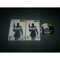 Call Of Duty Modern Warfare 3 Completo Para Xbox 360,checalo