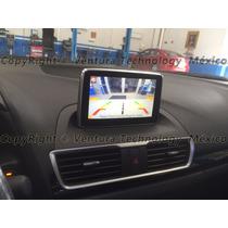 Cámara De Reversa Para Mazda 3 Sedan Años 2013-2016