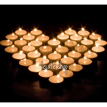 50 Velas Flotantes Decoracion Adorno Fiesta Boda Tea Light