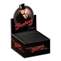 Caja De Papel Arroz Smoking Deluxe King Size