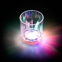 Vaso Tequilero Luminoso Led Shot Caballito Bar Antro Fiesta