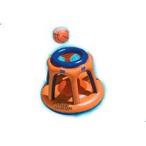 Shootball Juego Inflable Baloncesto Acuatido Piscina Alberca
