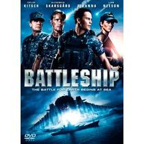 Dvd Battleship Batalla Naval Aliens Guerra Militar Tampico