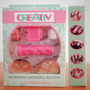 Kit Decorado Uñas Con Placas Y Sellos, Creativ Moda