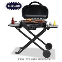 Exclusiva Parrilla Portátil Uf Portable Lp Gas Grill Gtc1205