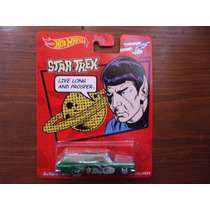 Hot Wheels Pop Culture Star Trek Spock 59 Chevy Delivery