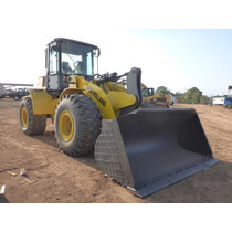 Cargador Frontal New Holland W190b 2007