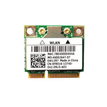 Wireless Wifi Mini Card Dell Inspiron 1564 Latitude E4200 Y+