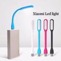 Lampara Led Usb Flexible Portatil Laptop Bateria Bajo Watt