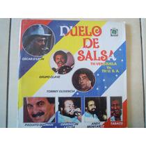 Duelo De La Salsa Lp Venezuela Vs. The U.s.a. Compilado