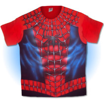 Playera Spidertraje, Spider Man, Disfraz, Traje, Amazing