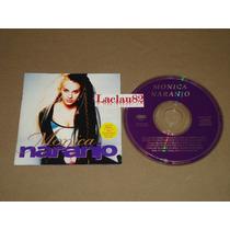 Monica Naranjo Debut Homonimo 1994 Columbia Cd