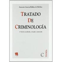 Tratado De Criminología Forense Criminalística - Libro