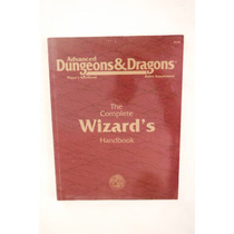 Libro Dungeons & Dragons The Complete Wizards Handboook Tsr