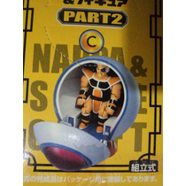 Nappa Capsula Nave Espacial Dragon Ball Z Model Kit Armable