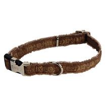 Collar De Perro - Hippy 20x 350-500mm Brownx 1 Moda