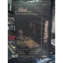 Vhs El Escapulario 1a. Edición Trilori Video Mexicana Terror
