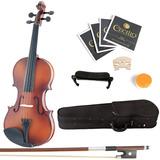 Violin Mendini 4/4 Con Accesorios Mv300
