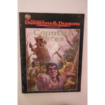 Libro Advanced Dungeons & Dragons Country Sites Tsr Fantasia