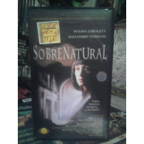 Vhs Sobrenatural Video Visa Drama Mexicana Terror