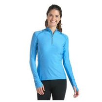 Coolibar Upf 50+ Mujeres Frente Pullover