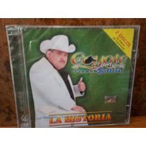 Coyote Y Su Banda Tierra Santa. La Historia. Cd + Dvd.