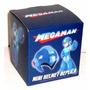Mini Casco De Megaman Helmet Blue Capcom Nuevo Rockman