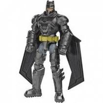Batman Electro Armadura Y Superman Visión Laser