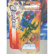 Dc Universe Justice League Unlimited Martian Manhunter