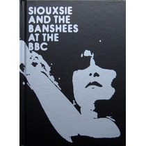 Dvd Original Siouxsie And The Banshees At The Bbc 3cd