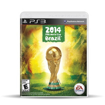 2014 Fifa World Cup Brazil Para Playstation 3.