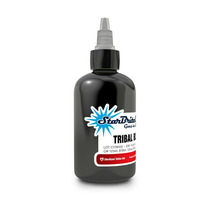 Tinta Starbrite Color Tribal Black 1/2 Onza Para Tatuaje