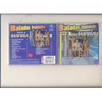 Disco Original Del Grupo Lluvia Baladas Inolvidables Vol3