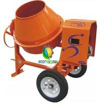Revolvedora Mpower De Concreto 1saco Acero S/motor Ecomaqmx