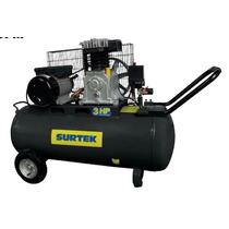 Oferta Compresor Con Transmision De Banda 3 Hp Surtek